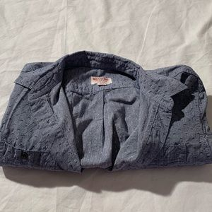 Mossimo Size M Long Sleeve Shirt Jeans Style